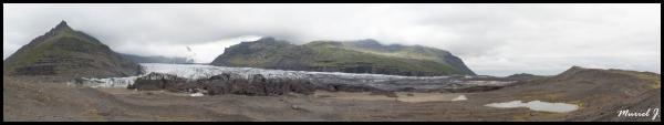 Svinafellsjökull - Juillet 2014